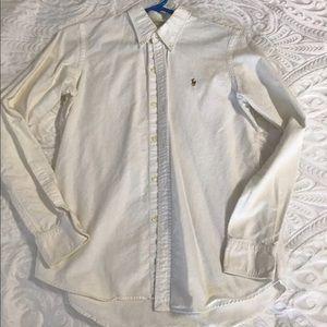 Polo Ralph Lauren sport button down shirt